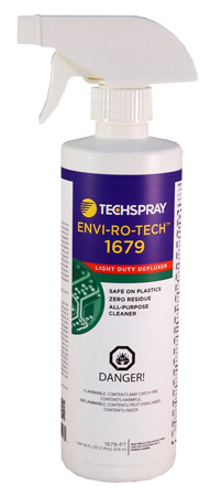 Techspray 1679-PT Envi-Ro-Tech Defluxer 1 Pint