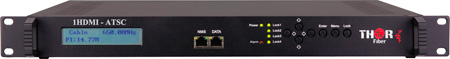 Thor Fiber H-1HDMI-ATSC-IP 1-Channel HDMI to ATSC (8VSB) Encoder Modulator & IPTV Streamer
