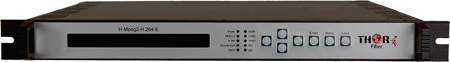 Thor H-MPEG2-H264-E 708 and 608 Closed captioning broadcast video encoder with HD-SDI input