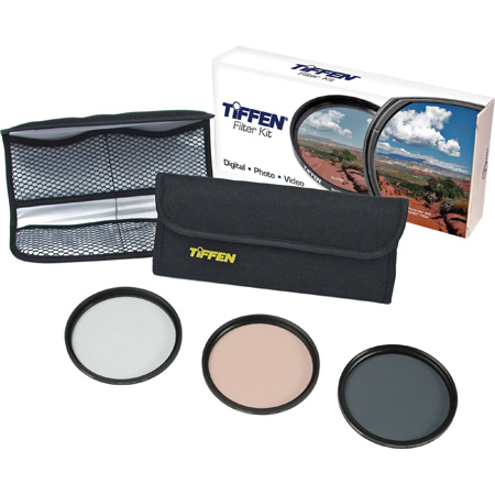 Tiffen 46mm Photo Essentials Kit