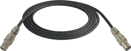 LVT61859 Flexible Studio/Remote Triax Male to Male - 75 feet