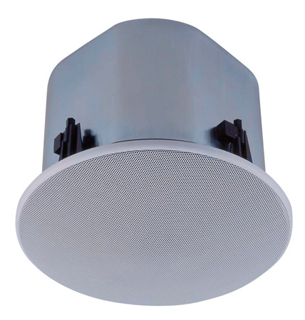 TOA F2852C Coaxial Ceiling Speaker - 6.5 Inch Back-Can 60W