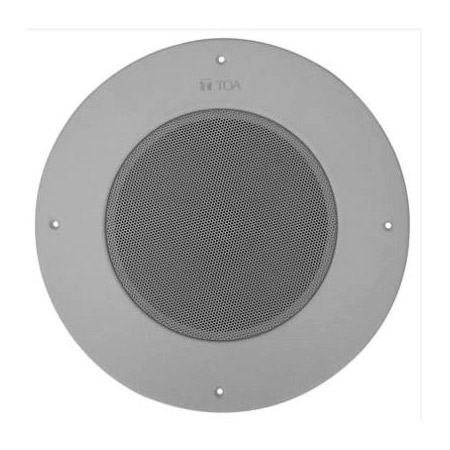 Toa Pc 580ru 5 Watt 8 Inch Ceiling Paging Speaker