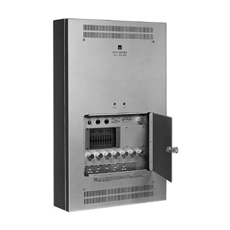 TOA W-912A 120W 6-Channel In-Wall Mixer / Amplifier