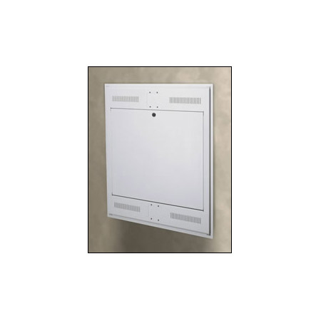 Middle Atlantic TOR-2-20RP Flush Mount 2 Space Tilt Out Wall Rack