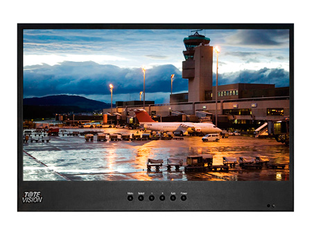 ToteVision LED-1562HD 15.6 Inch LED-backlit LCD Monitor with HDMI/RS-232/VGA - No Rack Mount