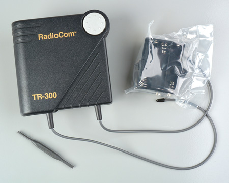 TR-300-711A1 Beltpack VHF Wireless Transceiver w/A4M Headset Jack 199.95 MHz