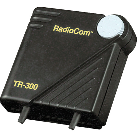 VHF Wireless Transceiver with A4M Headset Jack 199.475
