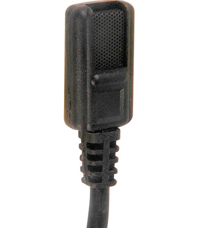 Tram TR50NC Black Lav Mic with 9 Foot Pigtail and No Connector