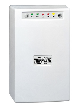 Tripp Lite BC PRO1050 1050VA UPS System Standby Tower Small Footprint 120V 6 Outlet - 1050 VA 1 USB/ Replace Battery LED