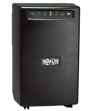 Tripp Lite OMNI500ISO 500VA 300W UPS Battery Back Up Tower Isolation Transformer 120V
