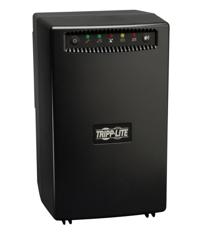 Tripp Lite OMNIVS1500 1500VA 940W UPS Battery Back Up Tower AVR 120V USB RJ11 RJ45