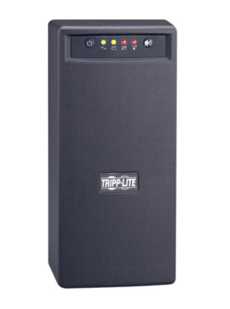 Tripp Lite OMNIVSINT1000 OmniVS 230V 1000VA 500W Line-Interactive UPS Tower USB port C13 Outlets