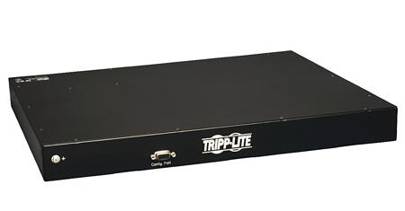 Tripp Lite PDUMNH20HV PDU Monitored 208V-240V 20A C13 8 Outlet L6-20P Horizontal 1URM