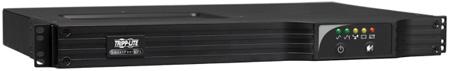Tripp Lite SM1000RM1UTAA TAA SmartPro 120V 1kVA 800W Line-Interactive Sine Wave UPS 1U Network Card Options