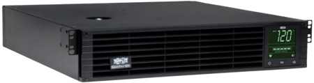 Tripp Lite SM3000RM2UNTAA TAA-Compliant SmartPro 120V 3kVA 2.25kW Line-Interactive Sine Wave UPS
