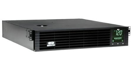 Tripp Lite SMART2600RM2U 2600VA 2100W UPS Smart Rackmount AVR 120V USB DB9 SNMP 2URM