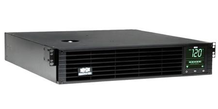Tripp Lite SMART3000RMXLN 3000VA 2880W UPS Smart LCD Rackmount AVR 120V USB DB9 SNMP 2URM