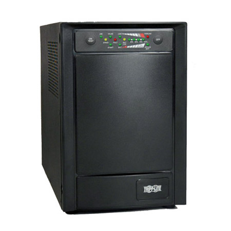Tripp Lite SU1000XLA 1000VA 800W UPS Smart Online Tower 100V - 120V USB DB9 SNMP RT