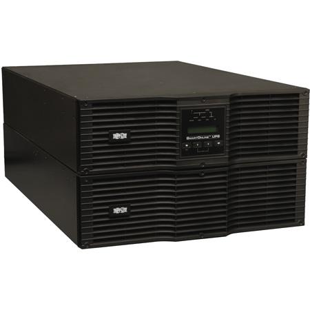 Tripp Lite SU10KRT3UHV 10000VA 9000W UPS Smart Online Rackmount 10kVA 200V - 240V 6URM