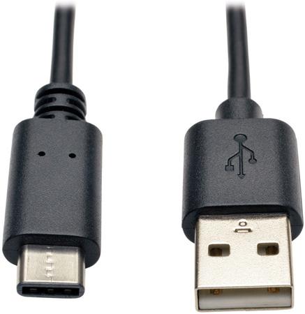 Tripp Lite U038-006 USB 2.0 Hi-Speed Cable USB Type-A Male to USB Type-C (USB-C) Male 6 Feet