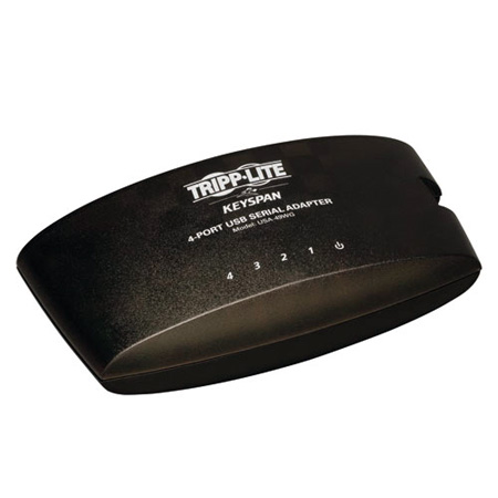 Tripplite Keyspan High-Speed 4-Port Serial to USB Adapter