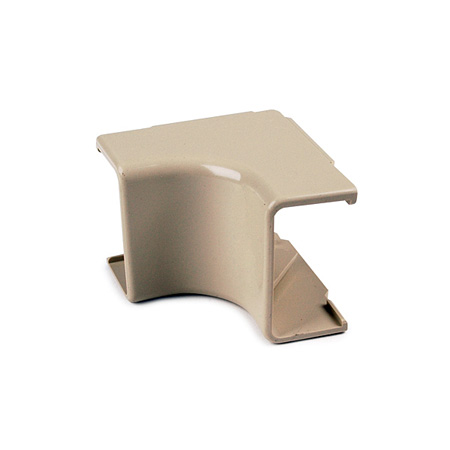 HellermannTyton TSR2FW-33-1 1-1/4 Inch Office White Internal Corner Cover -10pk
