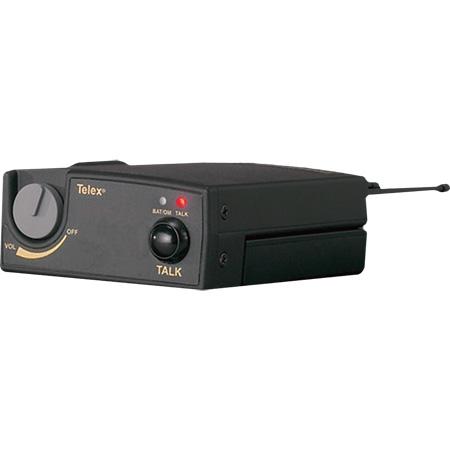 Telex TR-700 Belt Pack RTS - A4F Headset Jack B4 Band