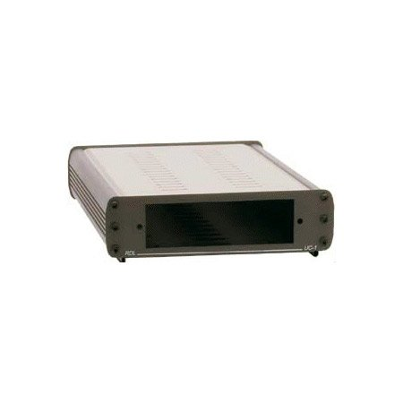 RDL UC-1 Single Wide Enclosure - Rack-Up Mounts