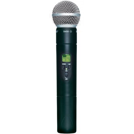 Shure ULX2/58 SM58 Handheld Wireless Mic & Transmitter - G3 Frequency