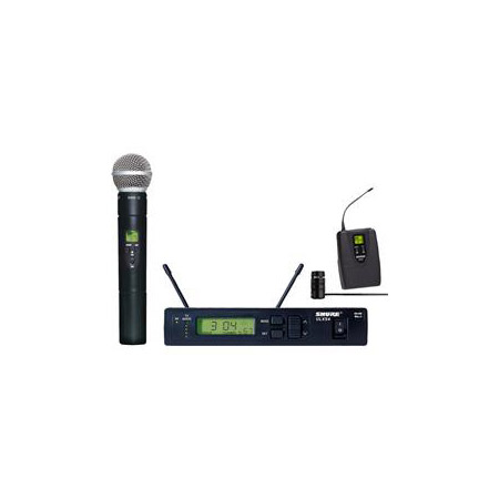 Shure Combo Wireless System M1