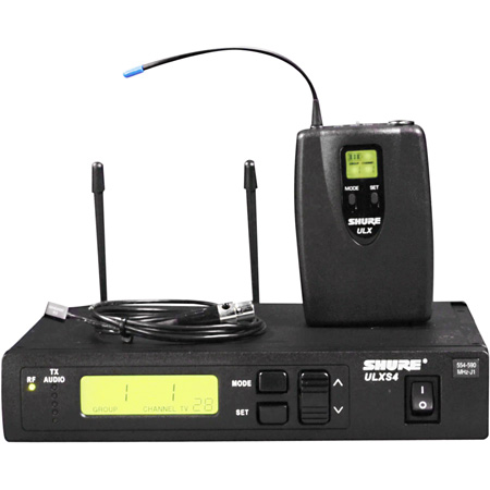 Shure ULXS14/93 Lavalier Wireless System (Frequency J1)