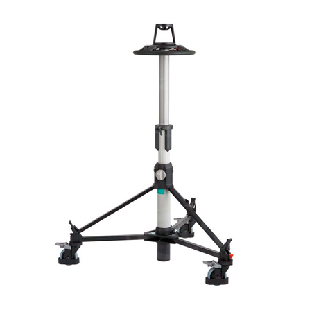 Vinten V3951-0001 Vision Ped Plus Studio Pedestal - Supports up to 66 lbs