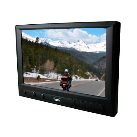 ikan V8000W 8 inch Wide Screen LCD Monitor