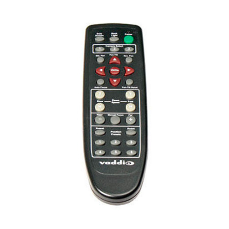 Vaddio 998-2100-000 IR Remote Commander for Vaddio/Sony Camera Packages