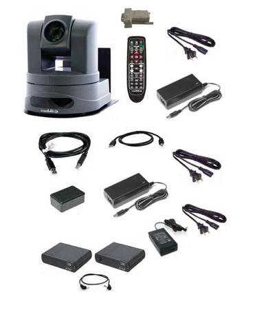 Vaddio 999-6995-000 WallVIEW HD-USB Pro PTZ Camera