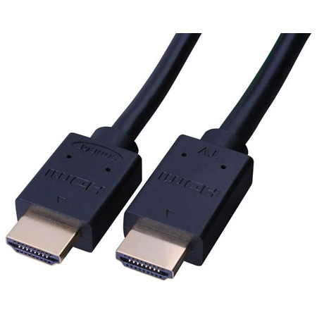 100 Ft. Slim Series Redmere HDMI Cable (28 AWG)
