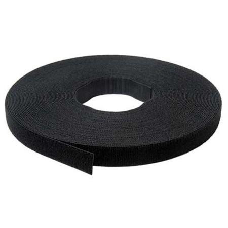 VELCRO® Brand 189755 ONE-WRAP® Tape 1/2 Inch x 25 Yard Roll - Black