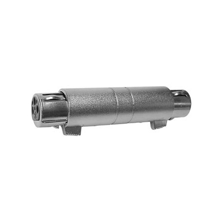 Velleman CAA02 XLR Female to Female Barrel