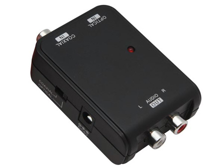 Velleman VASDAC Digital To Analog Audio Converter