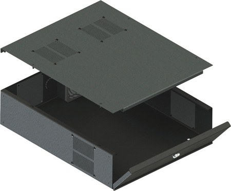 VMP DVR-LB3 Low Profile DVR / Storage Lockbox
