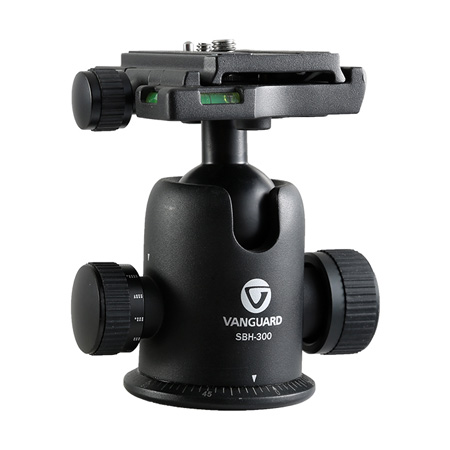 Vanguard SBH-300 Magnesium Alloy Ball Head