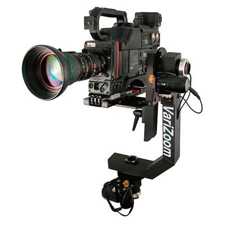 Varizoom Dual VZ MC100 Pan Tilt Control for 20lb Camera