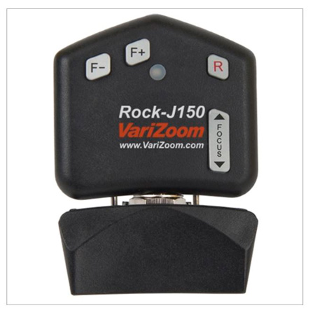 Varizoom VZ-ROCK-J150 Compact Zoom-Focus-Iris Control for JVC GY-HM150