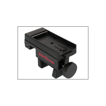 Varizoom VZ-S7200J Bracket w/DV Battery Mount for JVC MiniDV Batteries