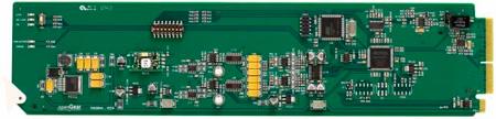 Ward-Beck D6204A openGear AES/EBU Digital-to-Analog Audio Converter