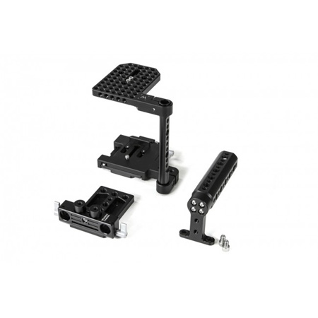 Wooden Camera Quick Kit DSLR Medium Quick Release Height Adjustable Cage