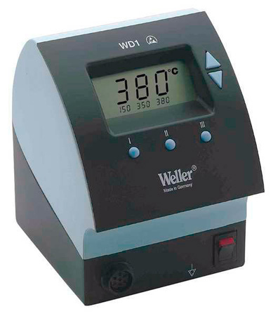 Weller WD1 Single Channel Power Supply 150-850 Degree F w/LCD Display