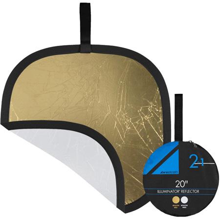 Westcott 1404 42in Gold/White Reflector