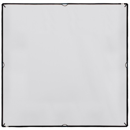 Westcott 1856 Large 72-Inch x 72-Inch 3/4 Stop Black Net Diffuser Panel